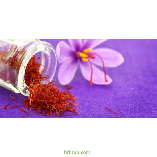 بصيلات الزعفران - Crocus sativus